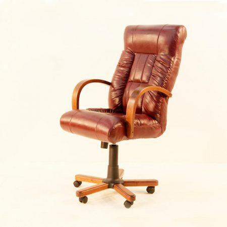 Кресло руководителя Адонис дерево