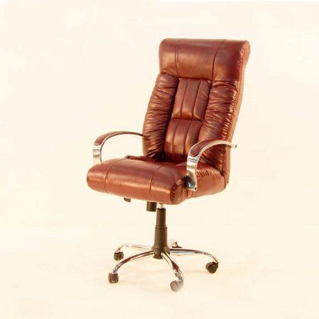 Кресло руководителя Адонис хром
