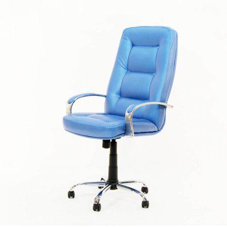 Кресло руководителя Идра хром