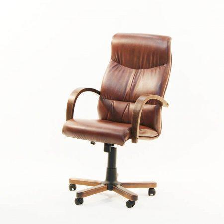 Кресло руководителя Ирида дерево
