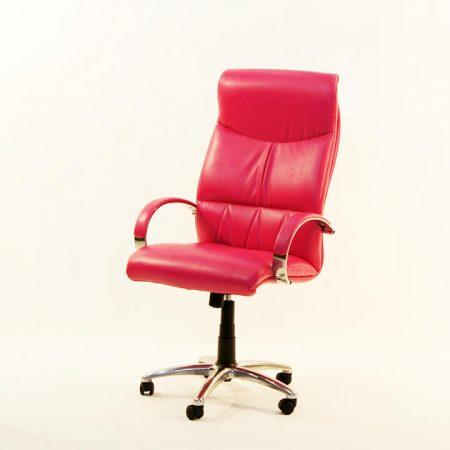 Кресло руководителя Ирида хром