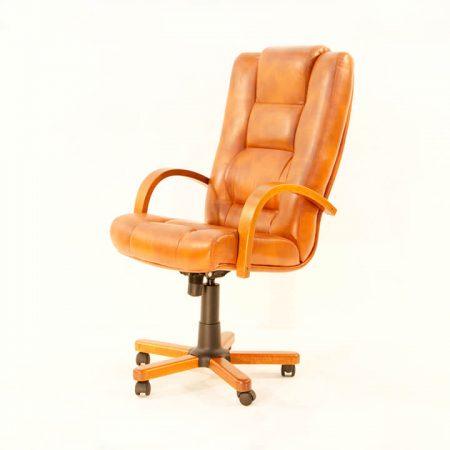 Кресло руководителя Лагуна дерево
