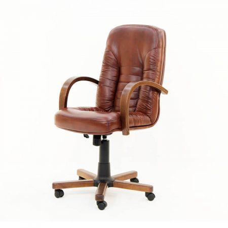 Кресло руководителя Танго дерево