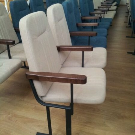 Кресло театральное КТ-2