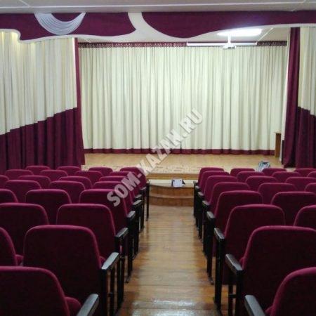 Кресла КТ-5 для зала гимназии